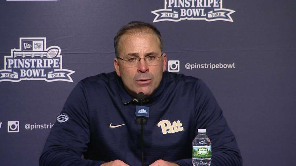 Narduzzi on performance in loss