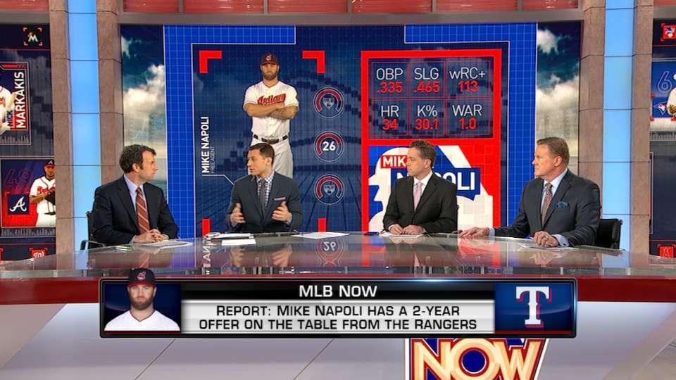 MLB Now on Napoli, Rangers