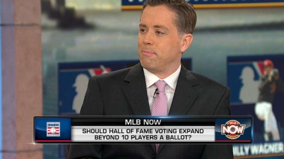 Zolecki on Hall of Fame voting