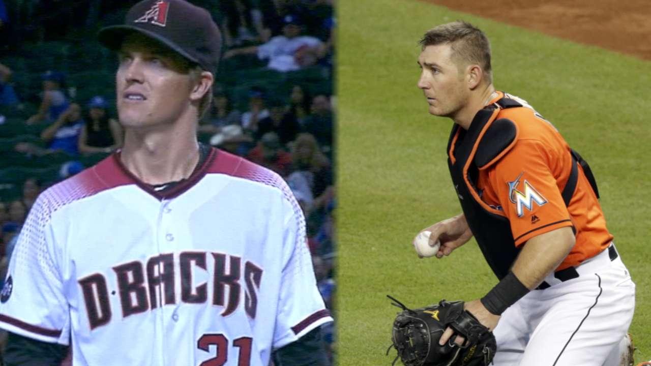 D-backs catchers improve pitch framing   MLB.com