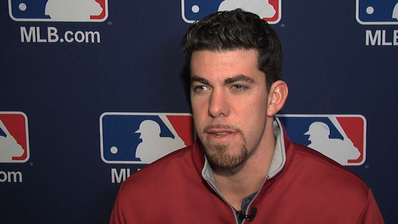 Indians prospect Bradley Zimmer headed to camp | Cleveland Indians