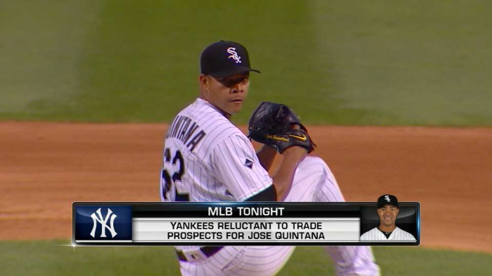 Yanks size up price for Quintana