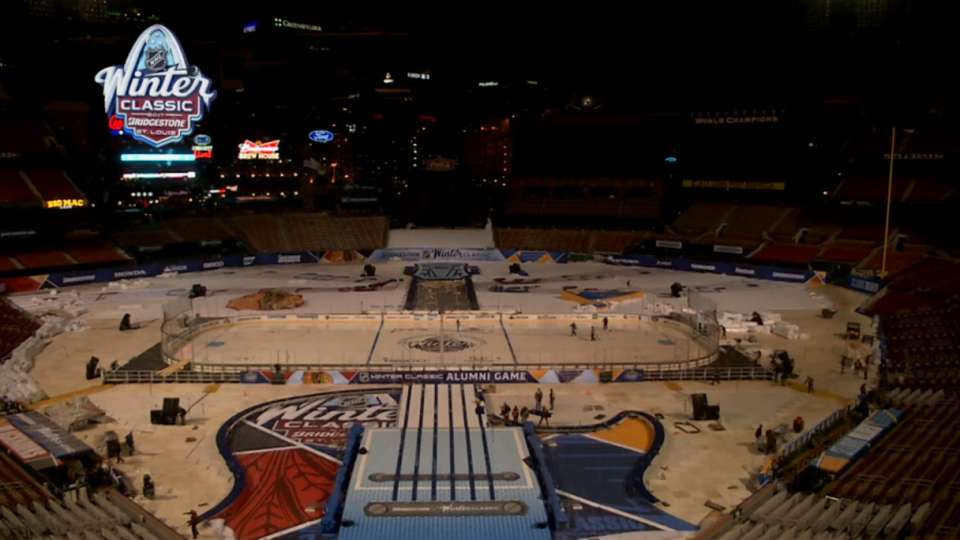 Behind the Winter Classic