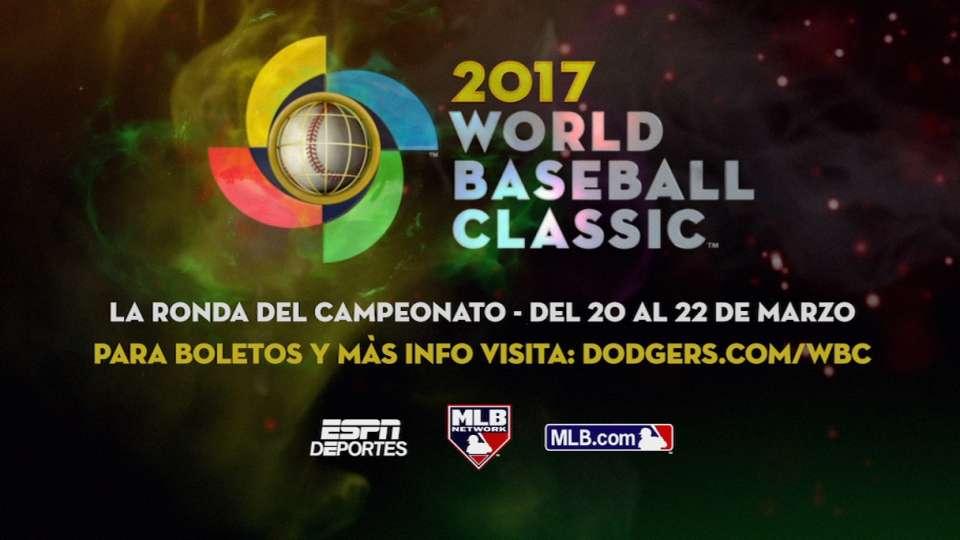 World Baseball Classic in LA