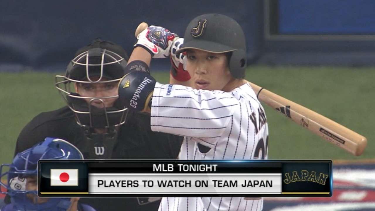 Japanese stud gets bound