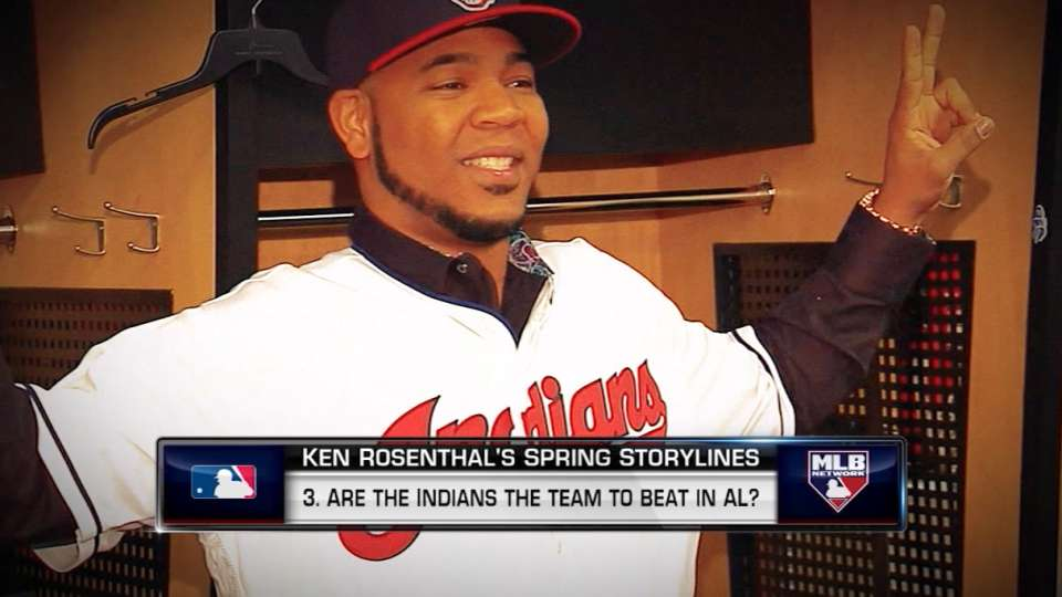 MLB Tonight: Top spring stories