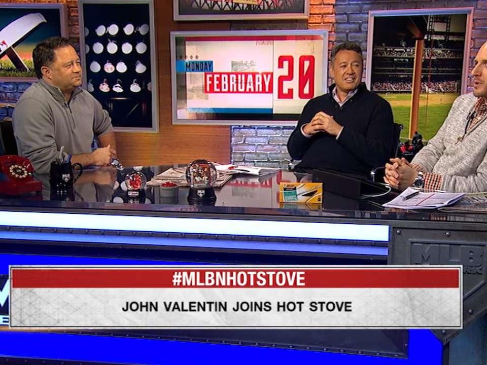 Hot Stove: John Valentin | MLB.com
