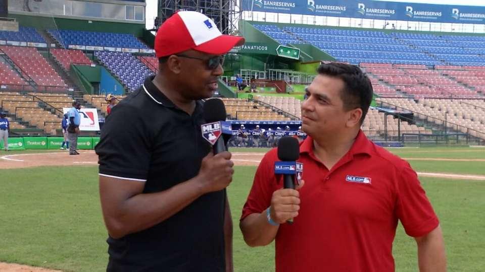 Sanchez y Araujo desde RD