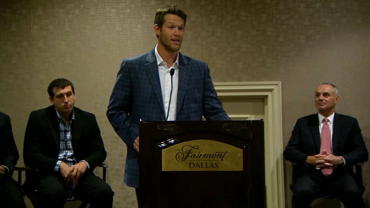 Who are dallasfort worths top 5 players mlb kershaw gives back in dallas malvernweather Gallery
