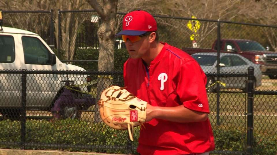 Hoskins is the Phillies' future