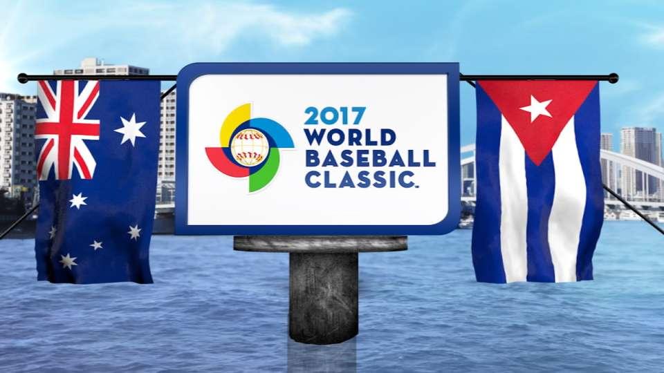 Cuba avanza a 2da ronda