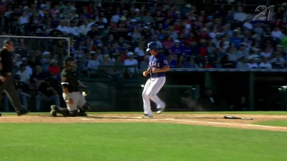 Beck's RBI double