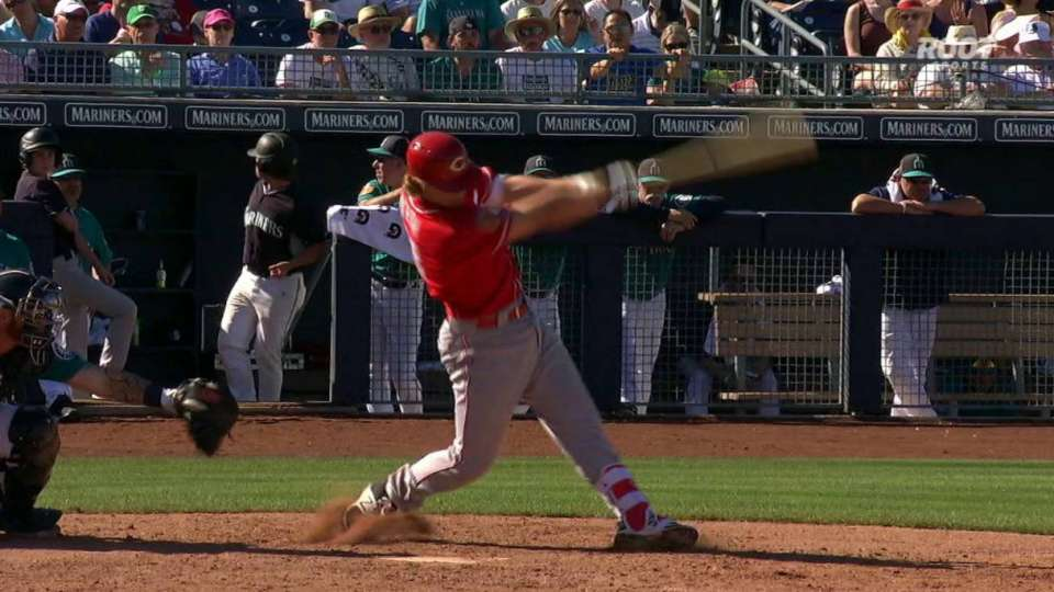 Dixon's game-tying solo homer