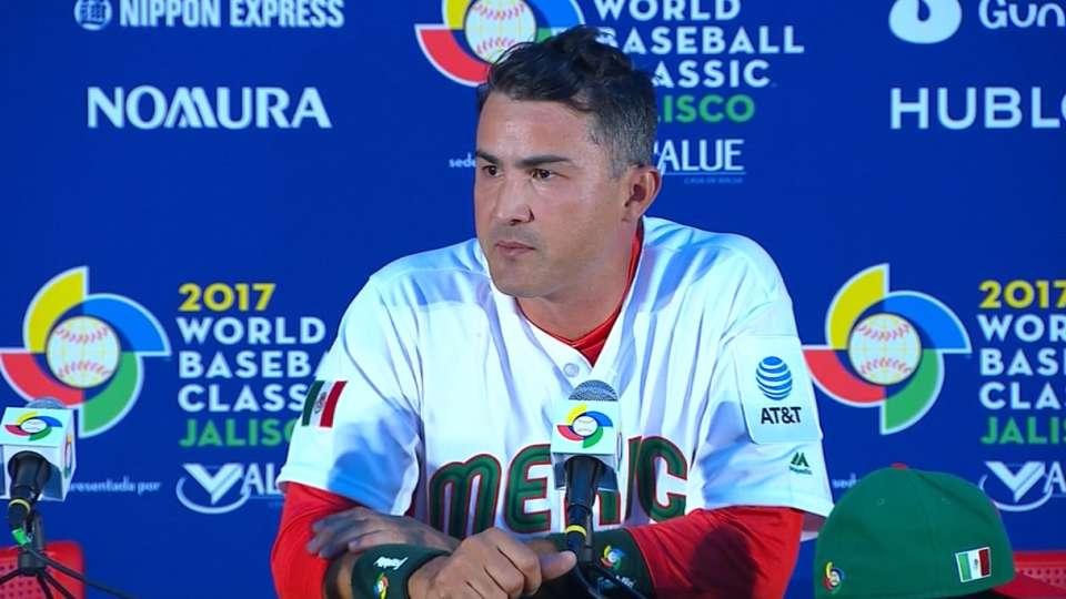 Habla manager de Mexico