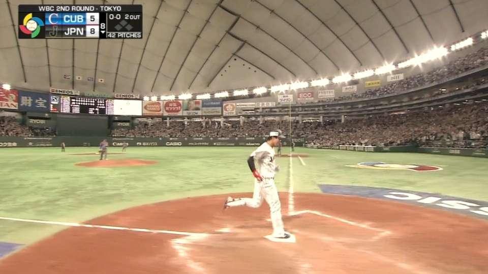 Yamada aumenta la ventaja