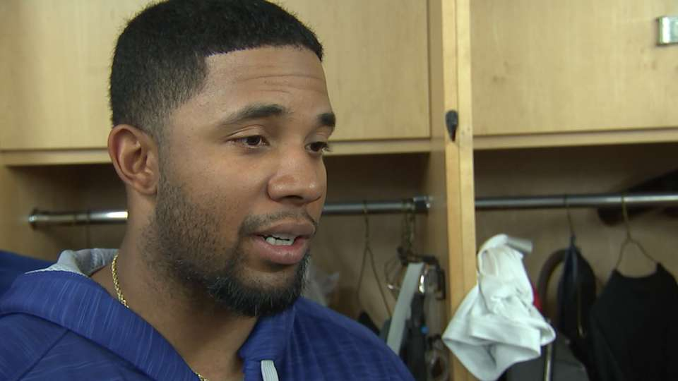 Andrus learning from injury