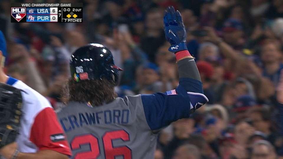 Crawford remolca dos