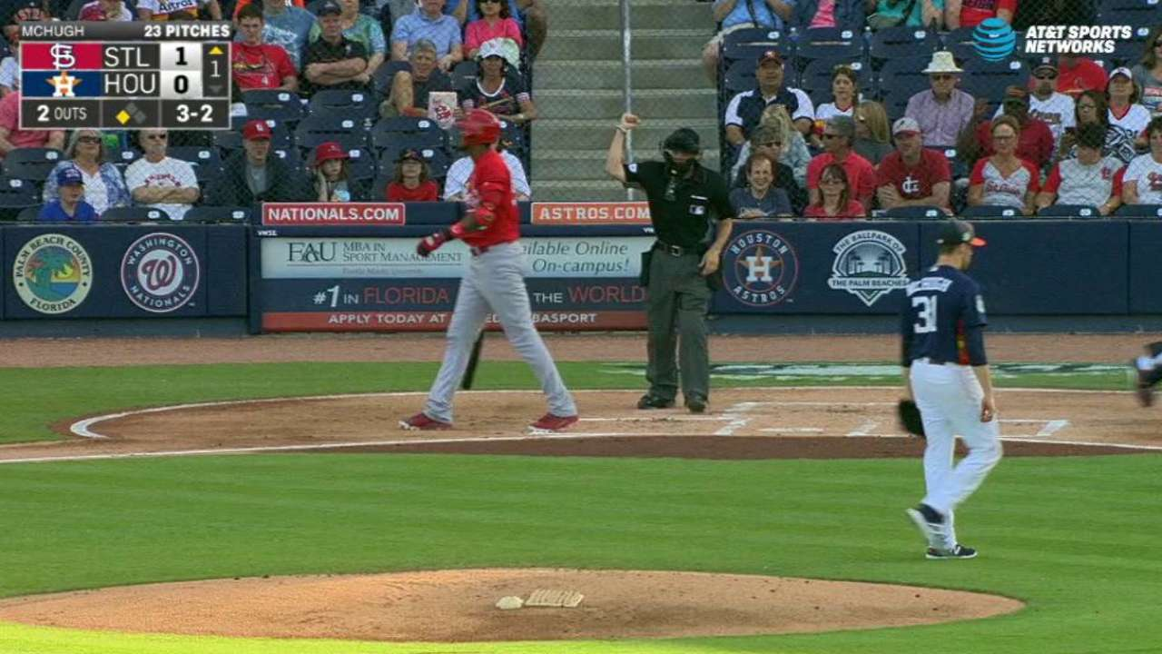 585a848ed Astros pitcher Collin McHugh on 10-day DL