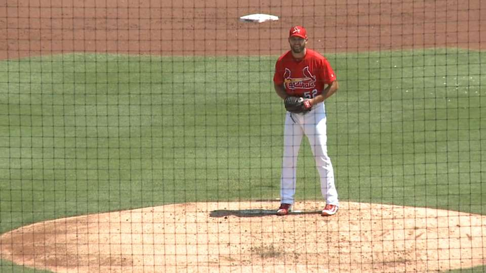 Wacha tosses four solid frames