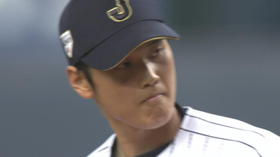 Ohtani currently is just hitting