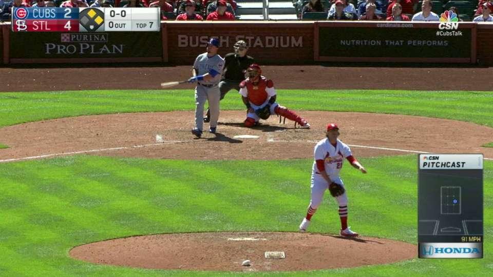 Schwarber's go-ahead home run
