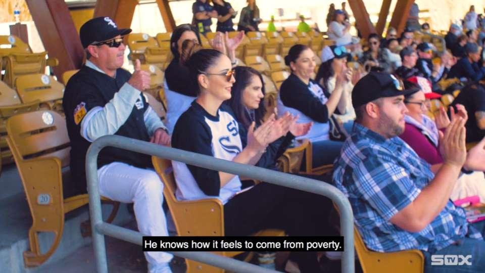 Gonzalez family visits Glendale