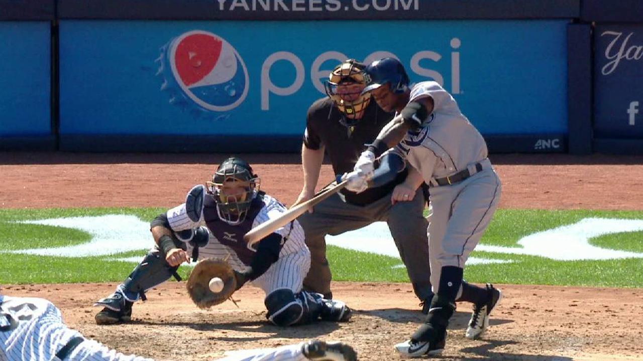 Domina Michael Pineda y los Yankees doblegan a los Rays