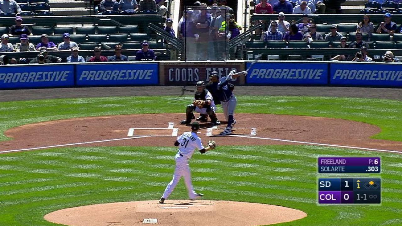 Zach Lee y el bullpen limitan a Rockies y ganan los Padres