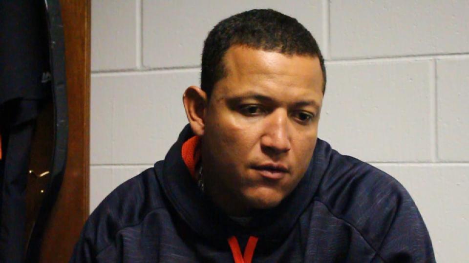 Cabrera sobre temporada 2017