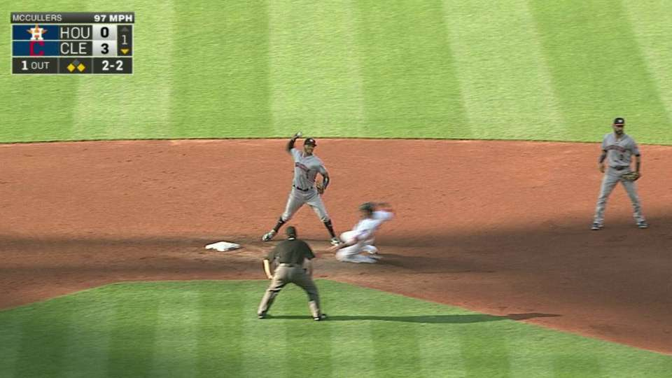 McCullers Jr. induces DP in 1st