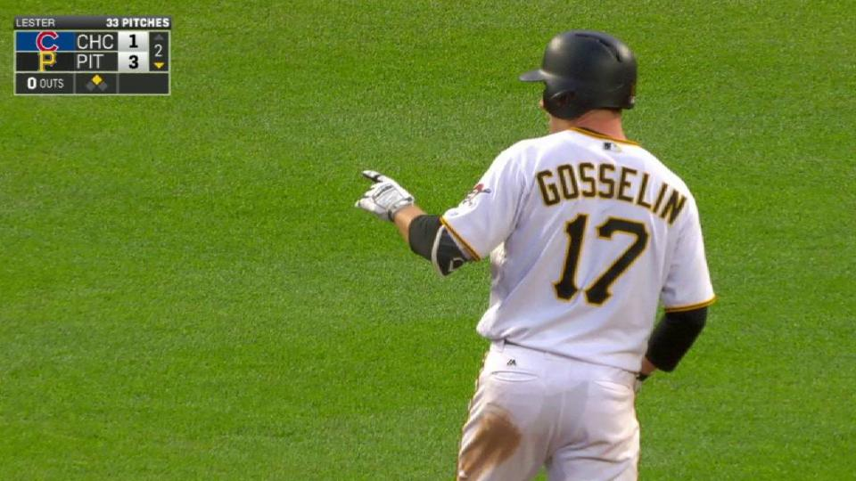 Gosselin's RBI double