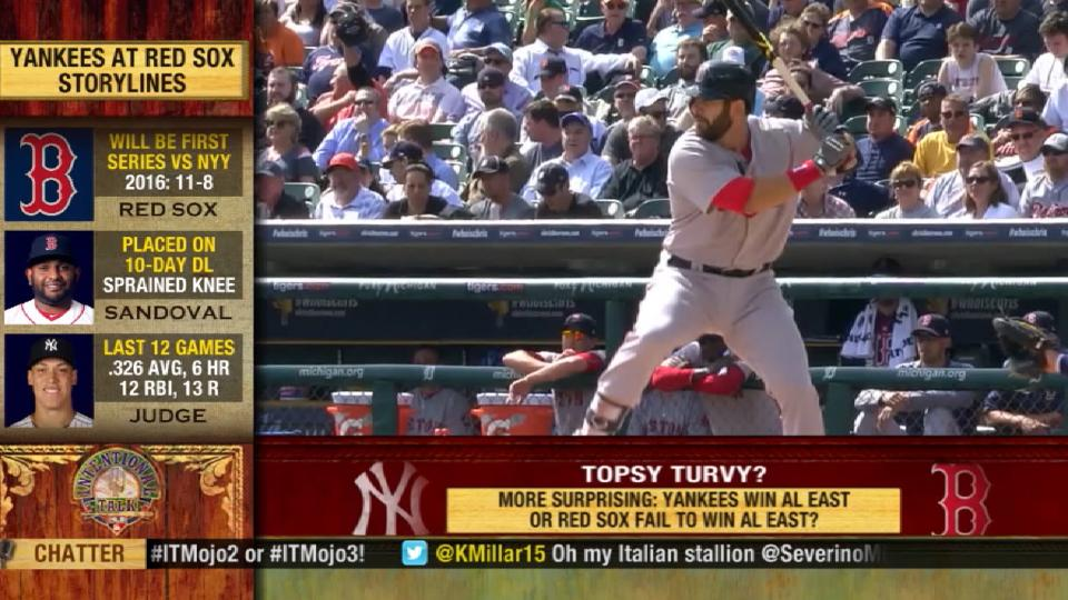 IT: Yankees and Red Sox surprise