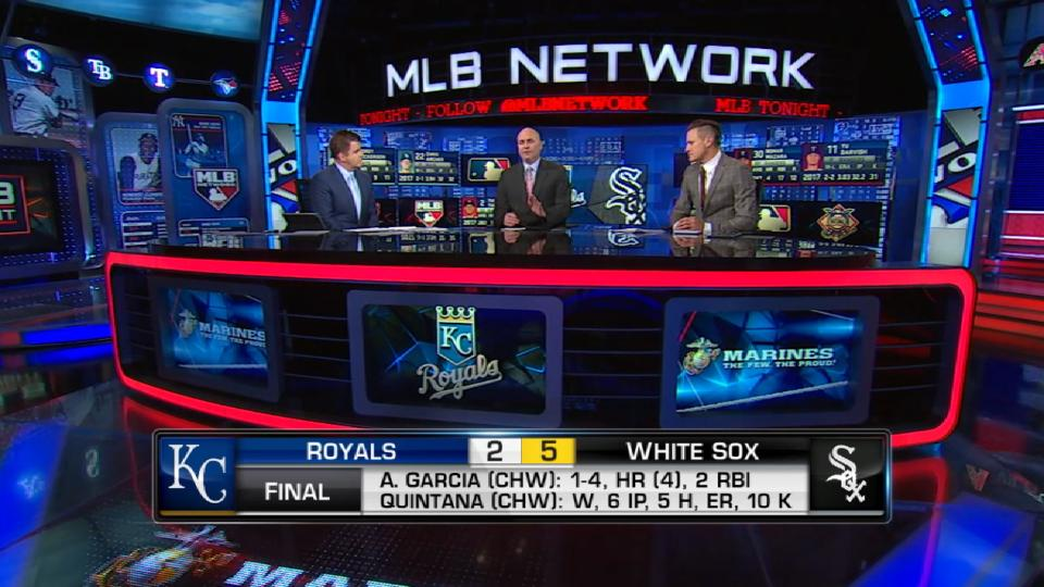 MLB Tonight on Royals' issues