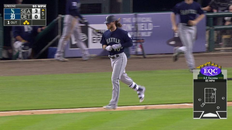 Gamel's RBI walk