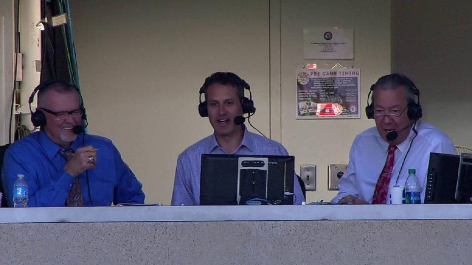 GM Levine joins the booth