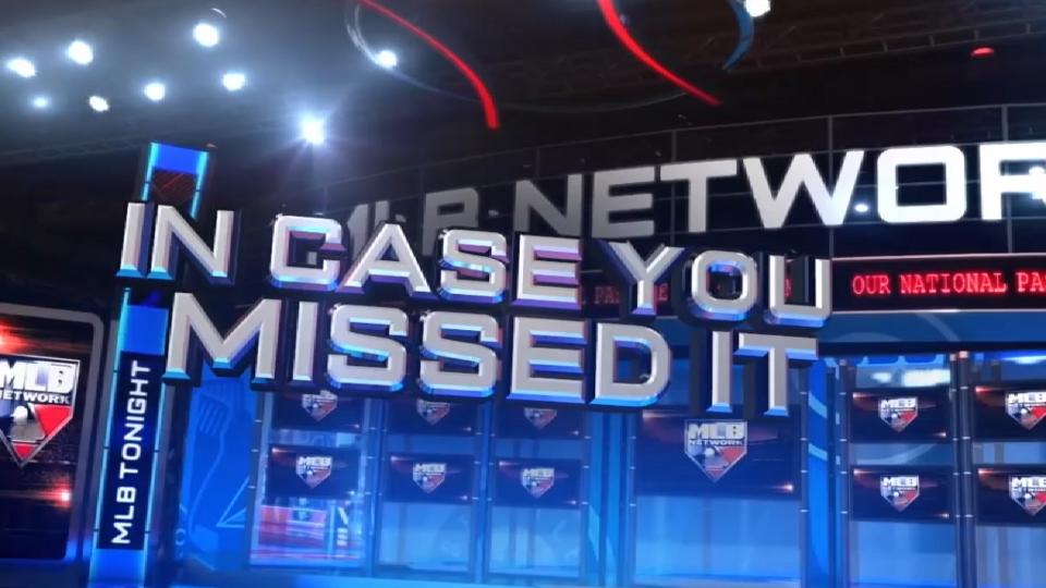 ICYMI On MLB Network: April 26