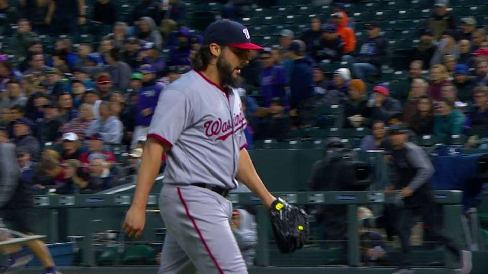 Roark gets out of trouble