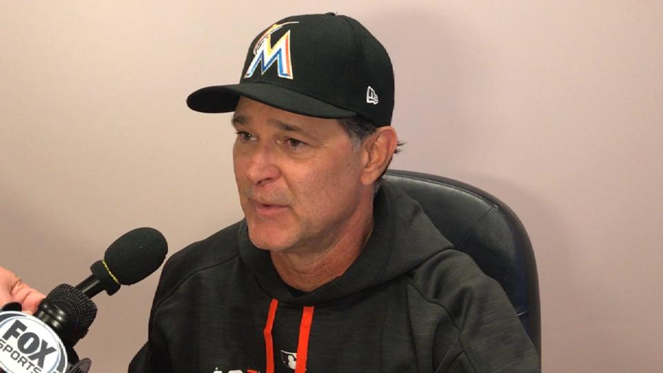 Mattlingly on loss to Phillies