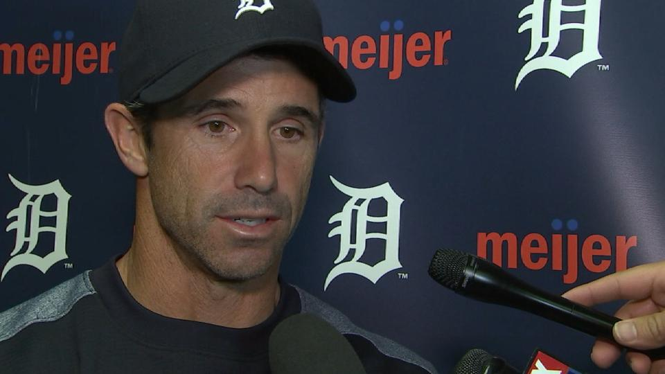 Ausmus on loss to Mariners
