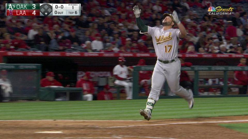 Alonso's solo home run