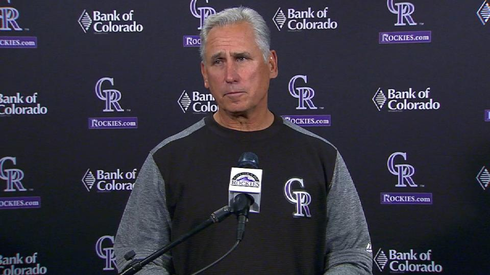 Black on loss to Nationals