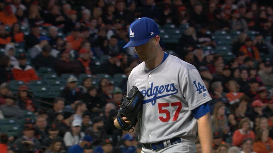 Wood's scoreless outing