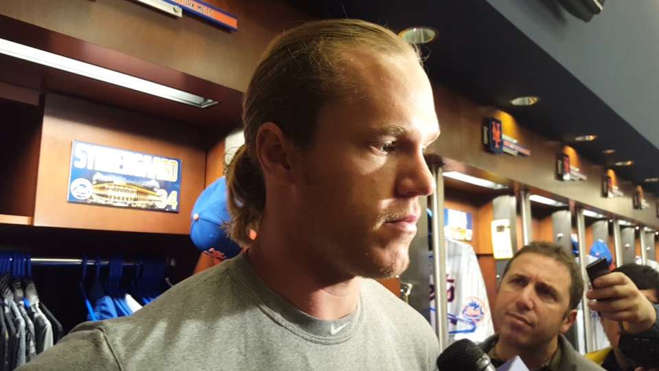 Syndergaard on missing start