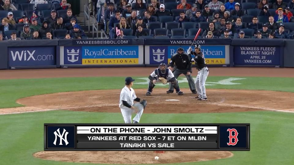 MLB Central: Tanaka vs. Sale