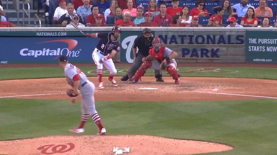 MLB Central: Eaton trade impact