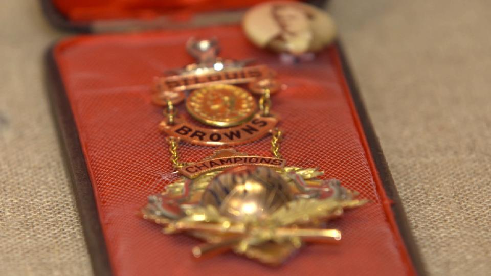 St. Louis Browns pin