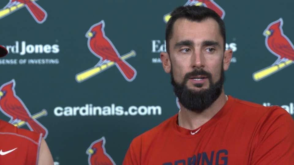 Carpenter talks Cardinals' fight