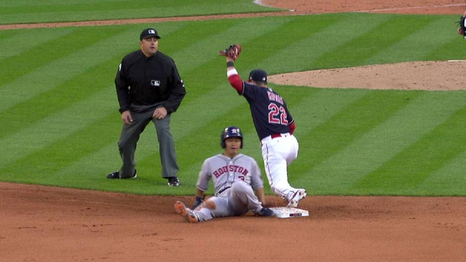 Gomes nabs Aoki at second