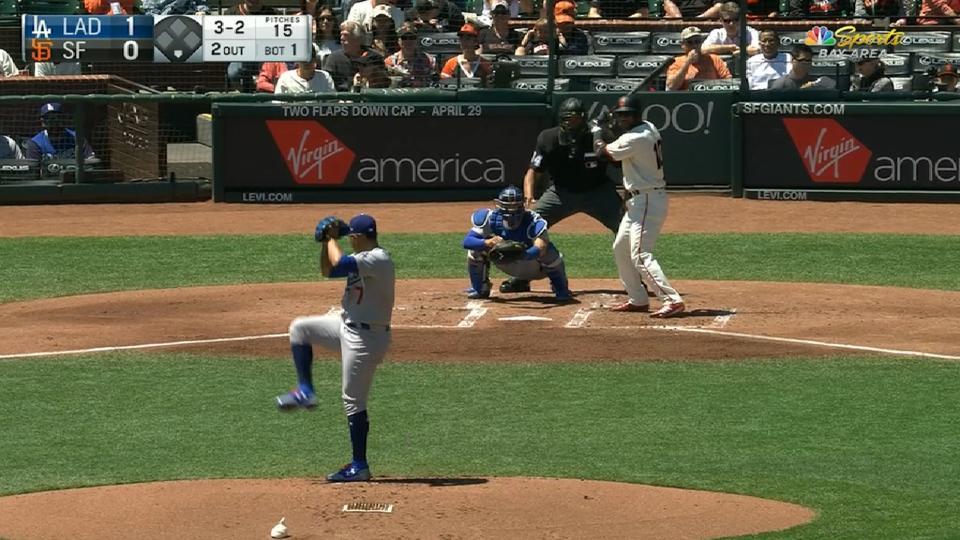 MLB Now: Urias' 2017 debut