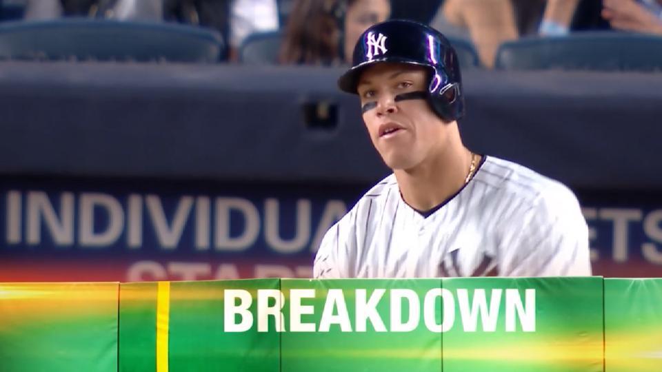 MLB Tonight: Floyd on Judge